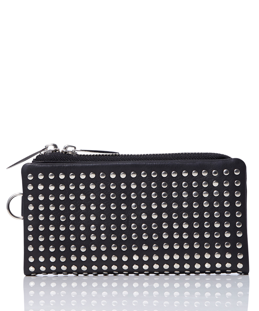 ALL STUDS LONG WALLET