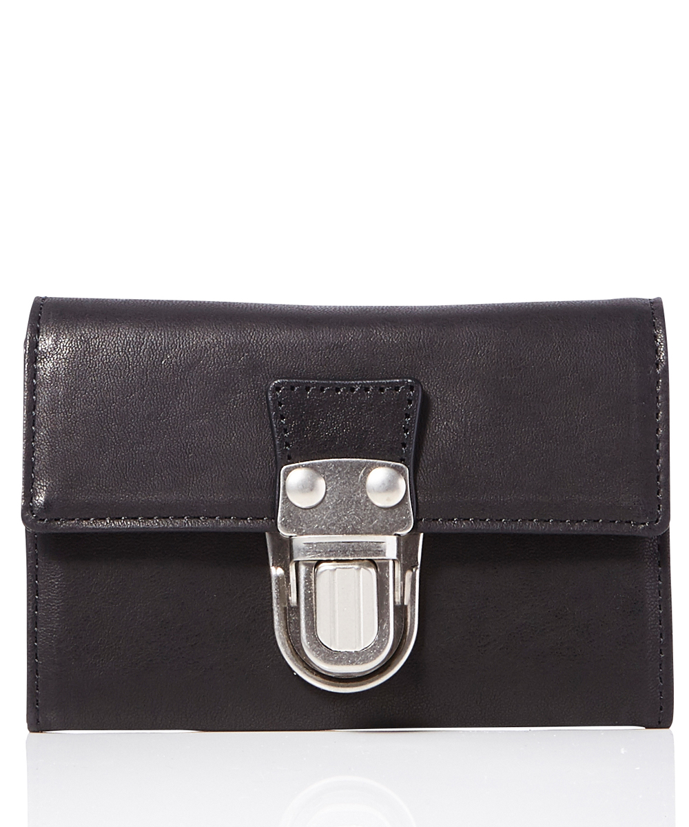 LEATHER CARD CASE 'CARTABLE'