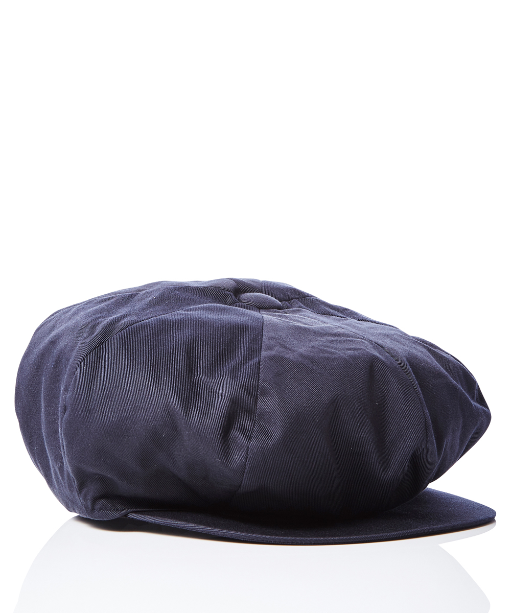 COTTON TWILL CASQUETTE