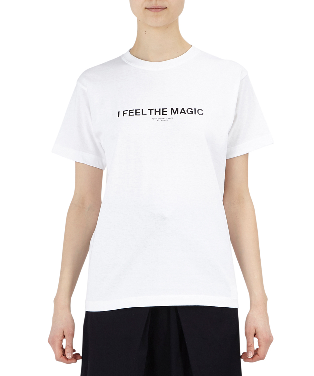 """I REEL THE MAGIC""Tシャツ"