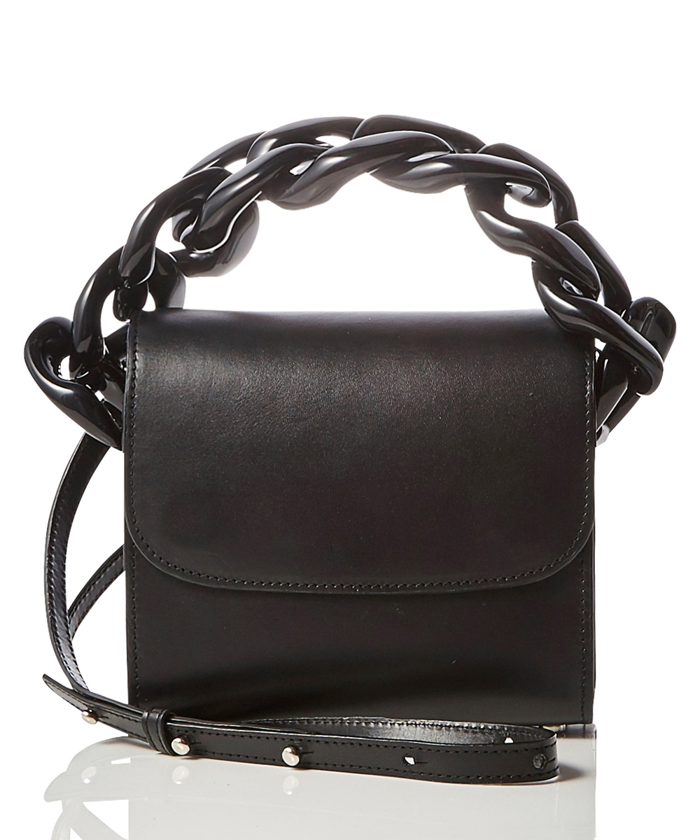 NAPA LEATHER CHAIN BAG