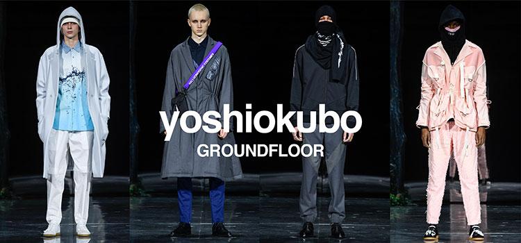 yoshiokubo_GROUNDFLOOR
